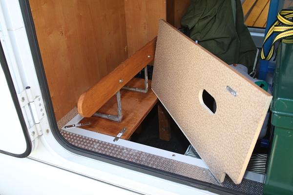 am liorations du rapido 9066 df la soute garage. Black Bedroom Furniture Sets. Home Design Ideas